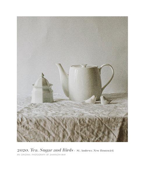 Sugar, Tea and Birds - St. Andrews, New Brunswick