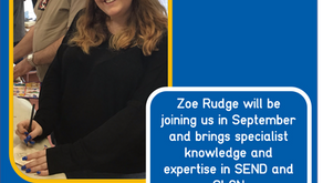 Welcoming Zoe Rudge to LNW