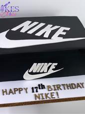 #3 Shoe Box Cake