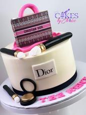 Designer (Dior) Cake