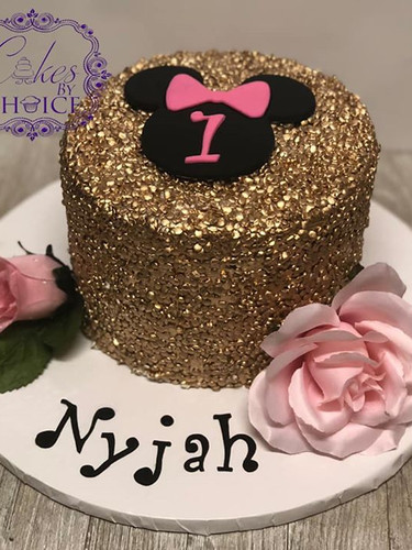 "6""Smash cake"