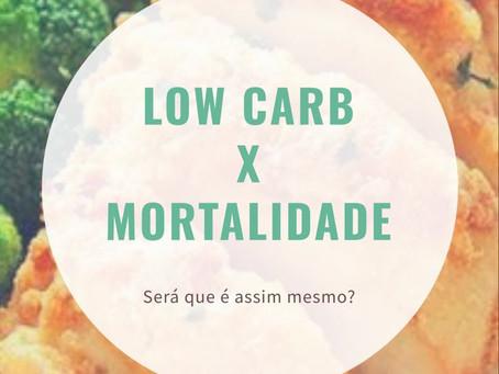 Low Carb X mortalidade