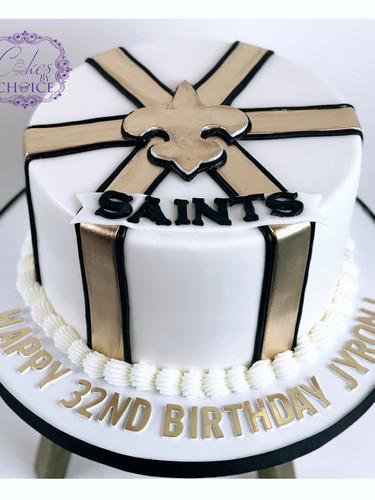 Saints football theme