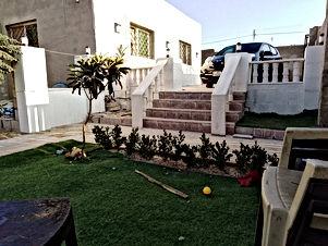 بيت للبيع من المالك مباشرة في اطراف عمان قرية ارينبة الغربية لواء الجيزة