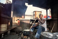 Making local food