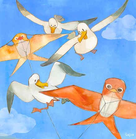 Fly a Kite