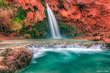 Havasu Falls, Havasupai
