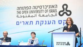Samah's Message to Graduates of the Open University