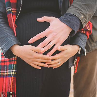 Carolina Maternity Shoot