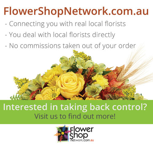 Looking for a floral courier