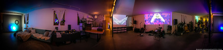 Event rental with our lighting available