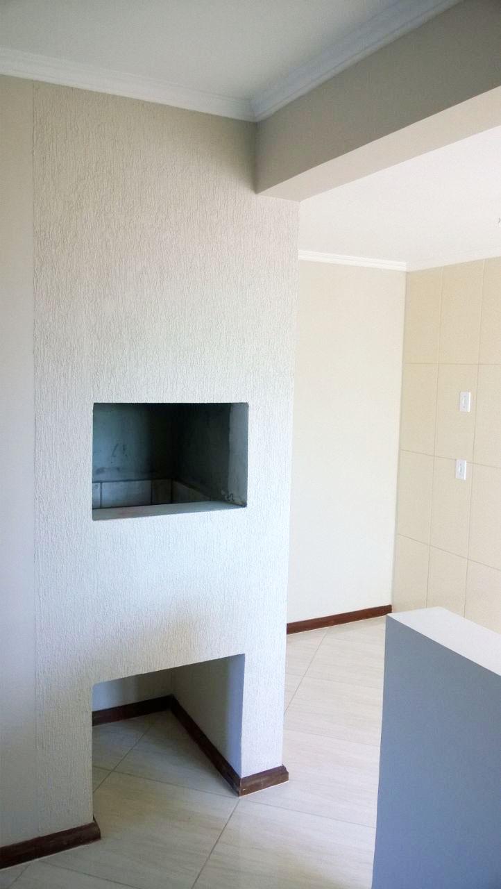 Churrasqueira do apartamento 101