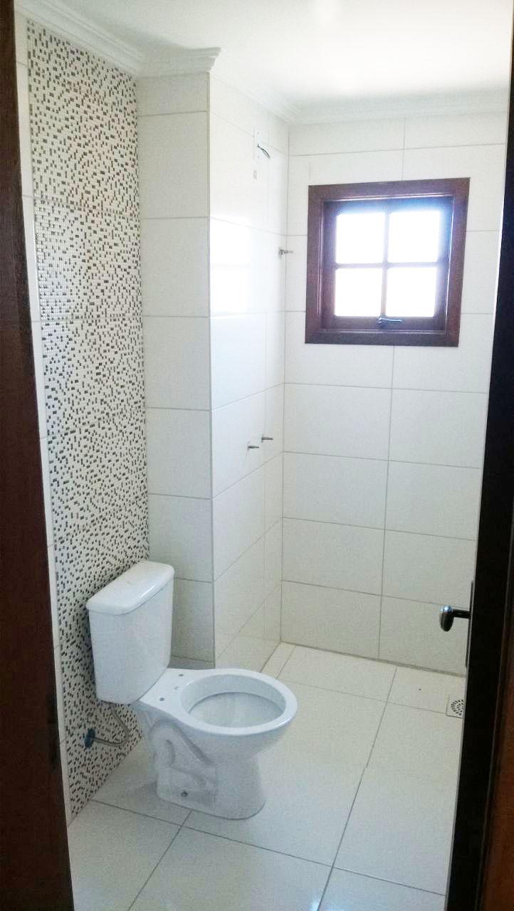 Banheiro do apartamento 101