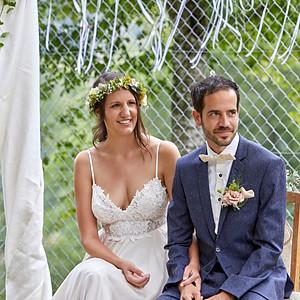 Nadja und Philippe