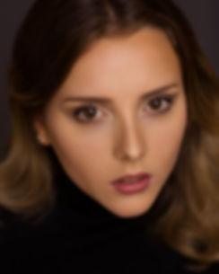 Portrait im Dunklen