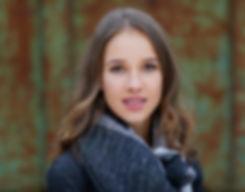 Portrait mit Gegenlicht