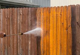 Power Washing Fence.jpeg