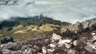 Cima Volcán La Malinche