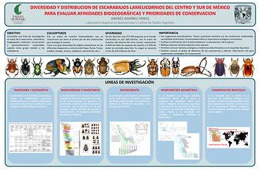 Póster - Laboratorio Regional de Biodiversidad