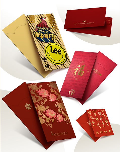 MIS Red Packet & Booklet & Desk Calendar