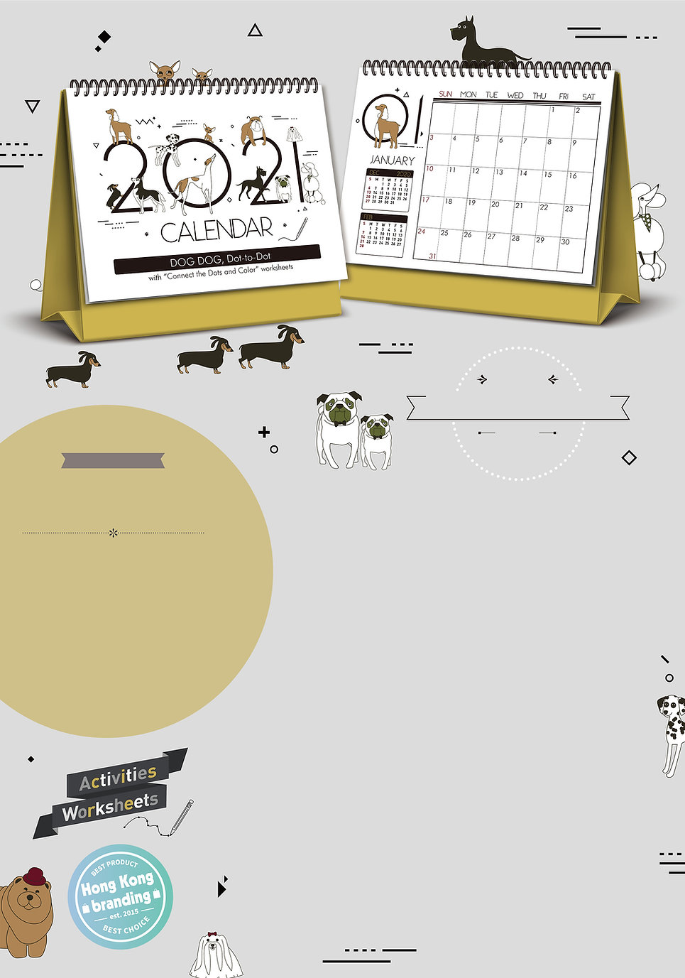 MIS Desk Calendar 2021_shutterstock_1145