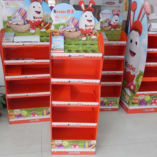 Display Shelf - Kinder