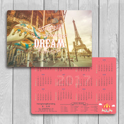 Getaway for your dream_CalendarCard_S_Mockup