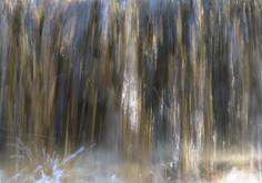 Sparkled stream