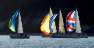 Paint sailing