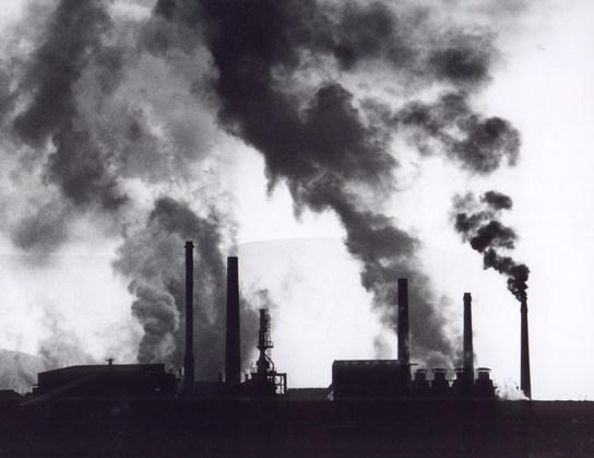 Coal in the sky