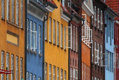 Bergen terrace