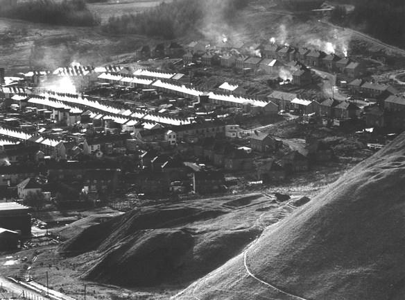 Valley pollution