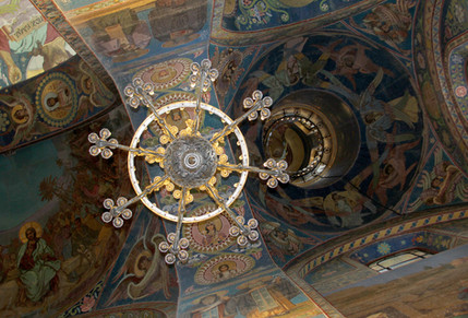 St. Petersberg architecture