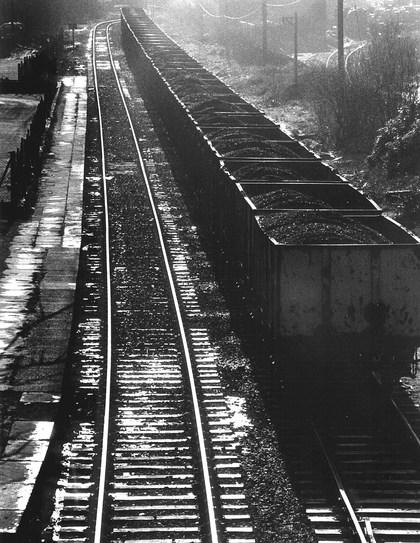The coal train