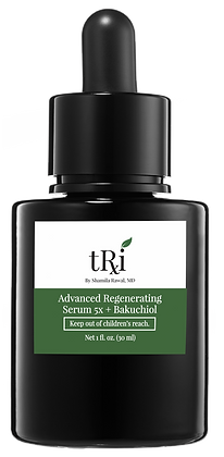 Advanced Regenerating Serum 5x + Bakuchiol