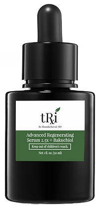 Advanced Regenerating Serum 2.5x + Bakuchiol