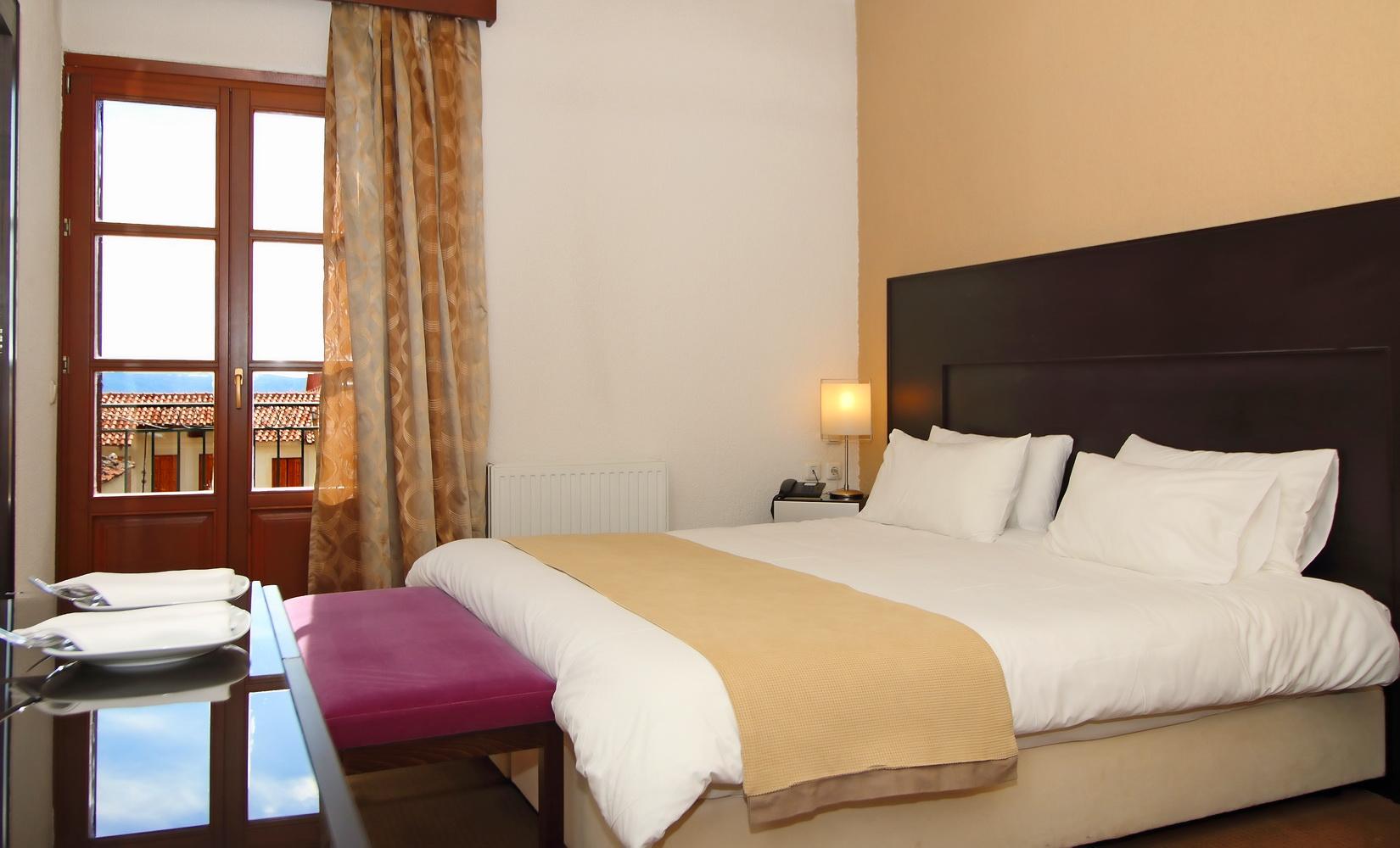PARNASSIA HOTEL ROOM 1