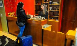 RECEPTION HOTEL PARNASSIA