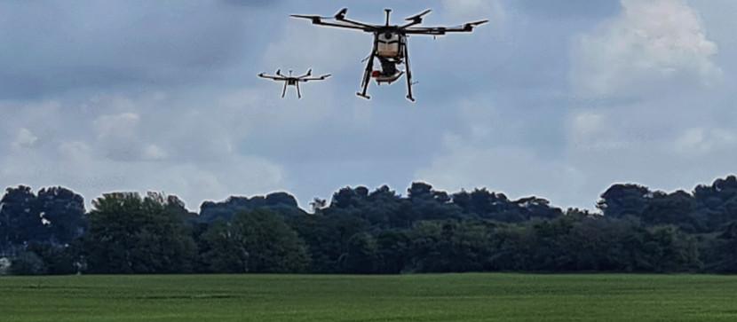 FlightOps long range deliveries pilot program
