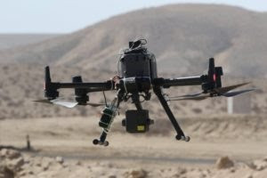 Israeli Drone Delivery Pilot Demonstrates Civil Drone Flights in GPS Denied Environments