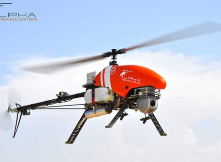 Simplex C2 partners with Alpha unmanned systems