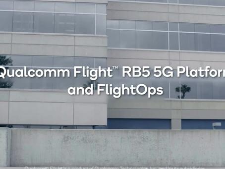 FlightOps and Qualcomm collaboration.