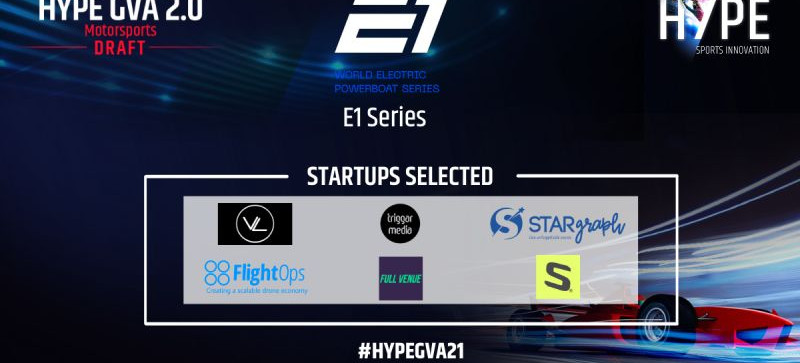 FlightOps is selected by the E1 series.