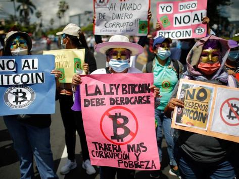 El Salvador's Bitcoin Gamble.