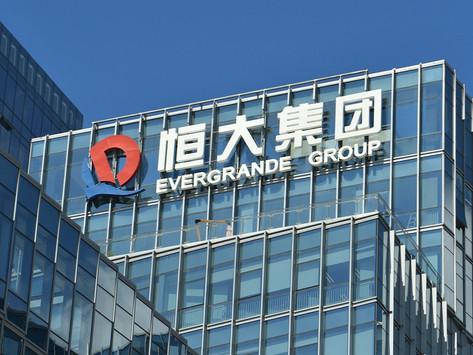 Evergrande- Perhaps Not To Be Ever Grand?