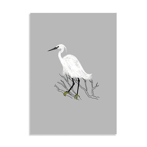 Stalk, Art Print