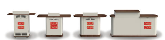 Range of Lecterns for Education