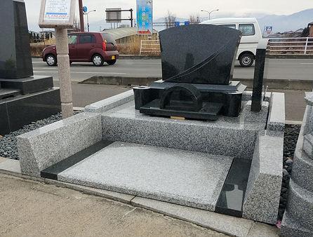 墓石セット「凛(りん)」