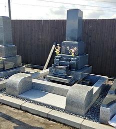 墓石セット「清風(せいふう)」