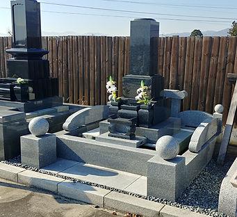 墓石セット「禅(ぜん)」